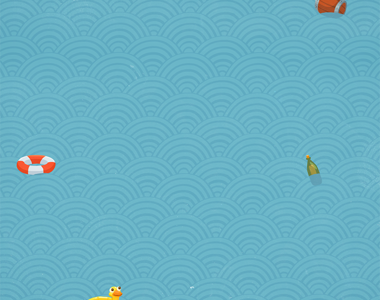 Waves Home Screen
